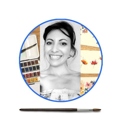 Blog de l'artiste peintre Aline - Aquarelliste