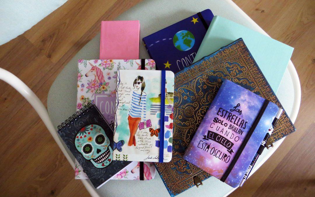 Papeterie – Ma collection de carnets préférés