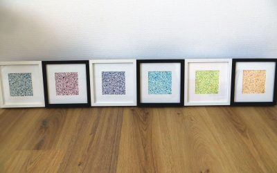 Les petits carrés d'Aline