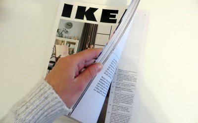 J'ai feuilleté le catalogue IKEA 2019